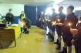 В исправительной колонии № 1 осужденные приняли Таинство Крещения