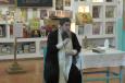 В исправительной колонии № 7 осужденные женщины приняли Таинство Крещения