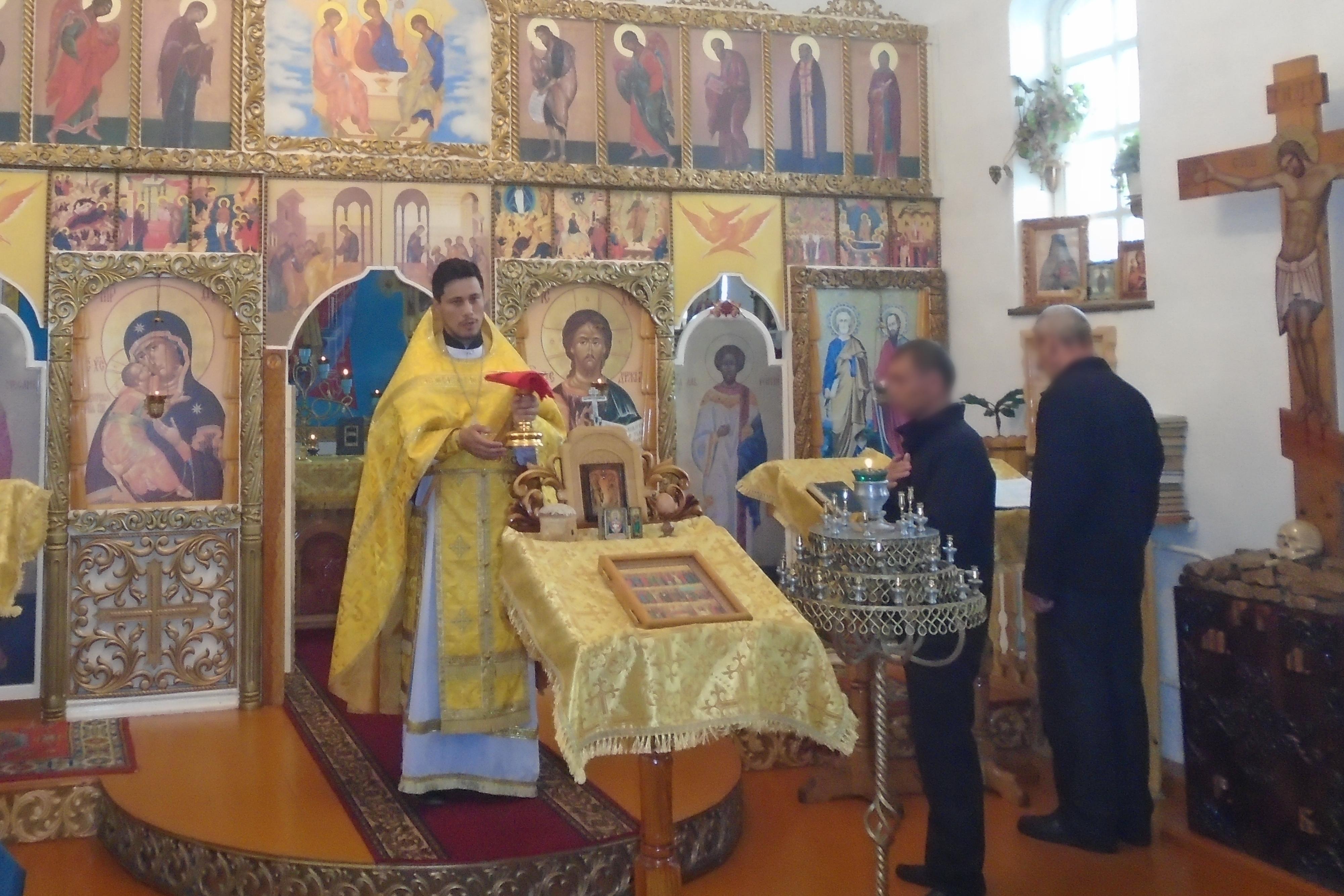 Исправительные учреждения Бурятии посетили священнослужители