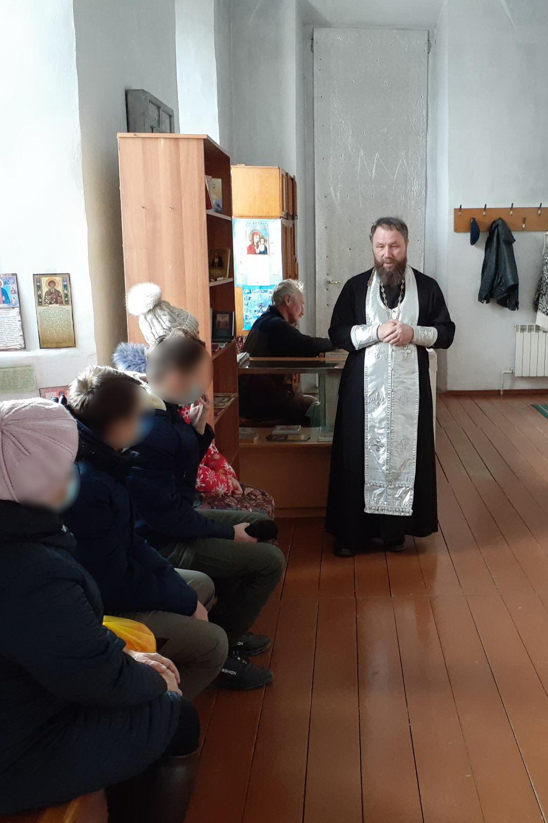 В УФСИН России по Республике Бурятия прошла неделя межрелигиозного диалога (УИИ)