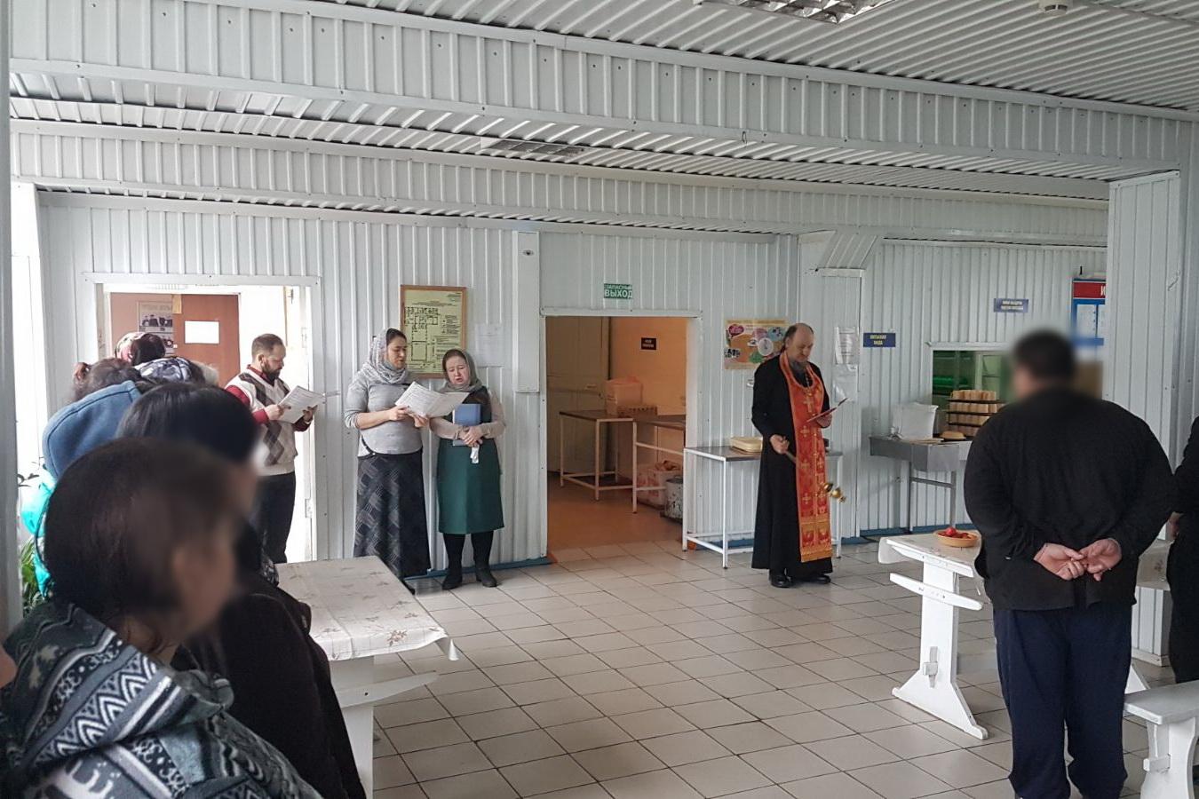 В исправительных учреждениях Бурятии прошли Пасхальные мероприятия